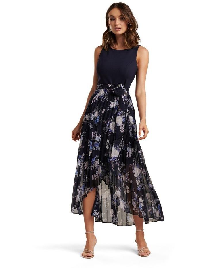 Maryanne Pleated 2 in 1 Dress image 1