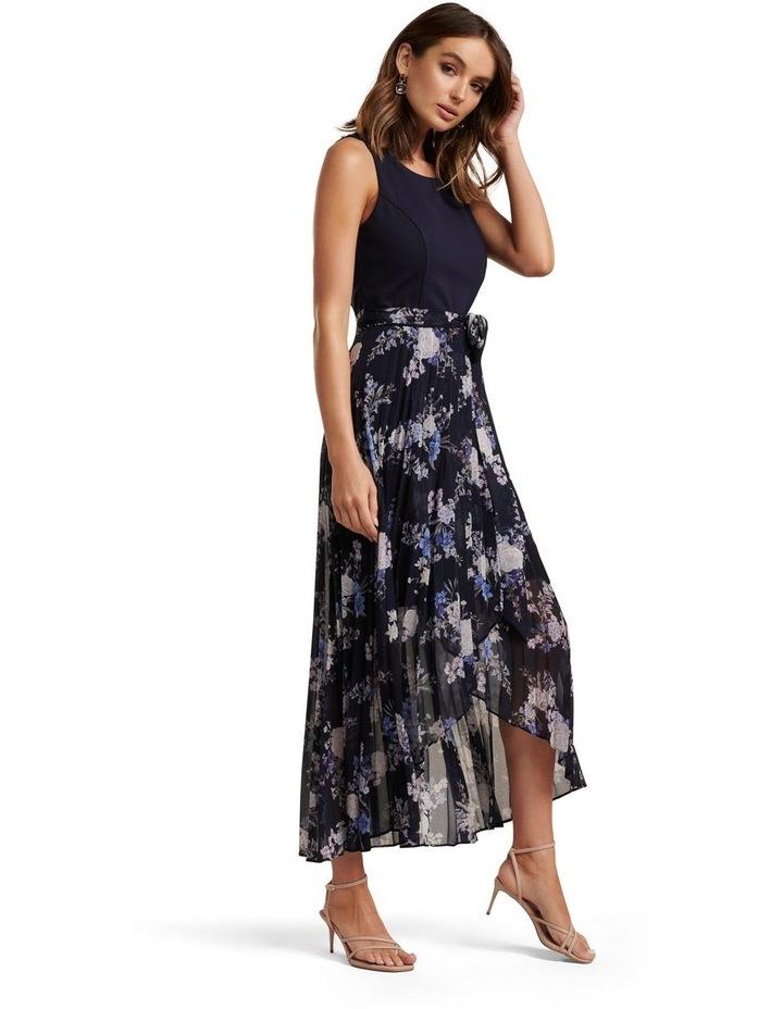 Maryanne Pleated 2 in 1 Dress image 3