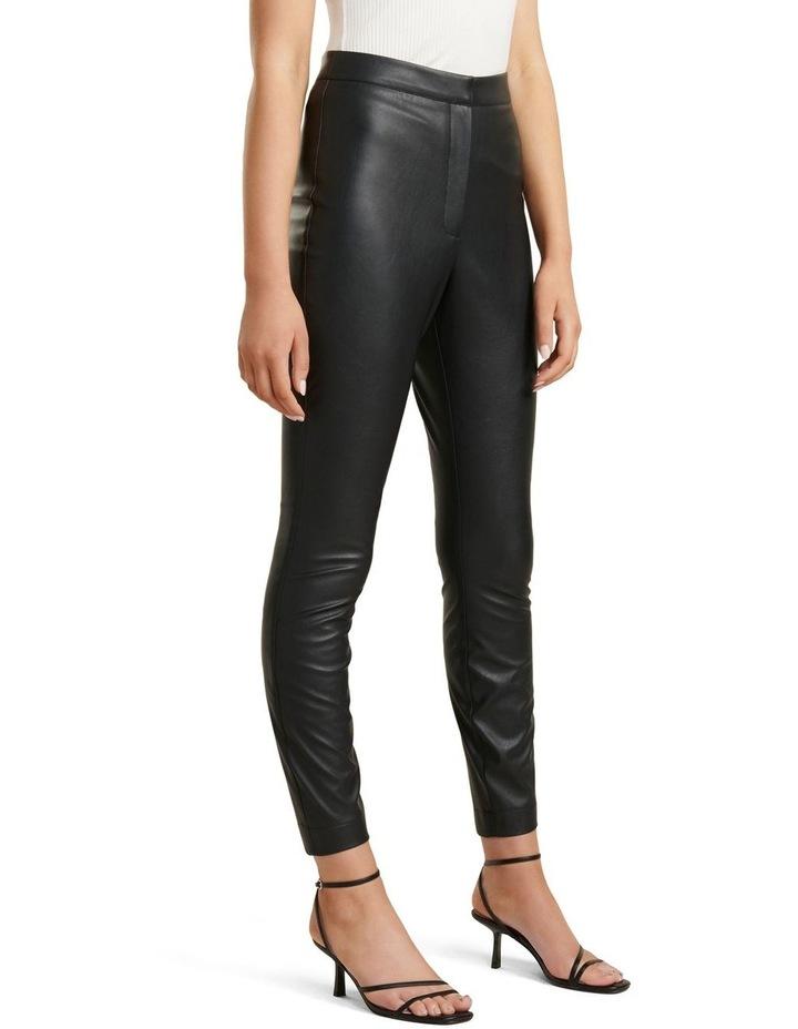 Kiara PU Pants image 4
