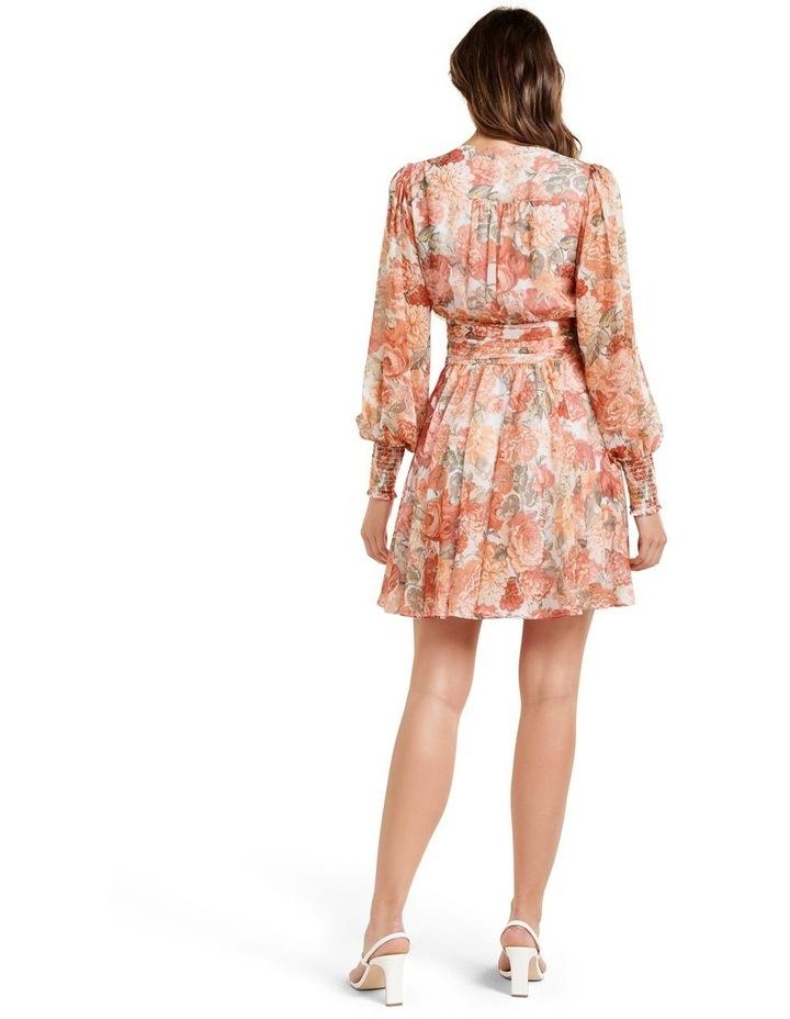 Clara Belted Skater Dress image 3
