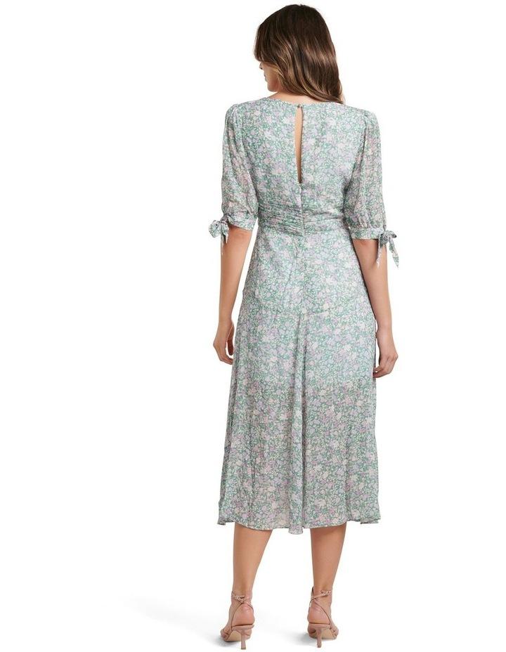 Sadie Tie Detail Maxi Dress image 4