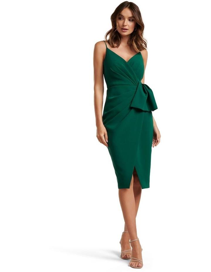 Alexis Wrap Midi Dress image 1