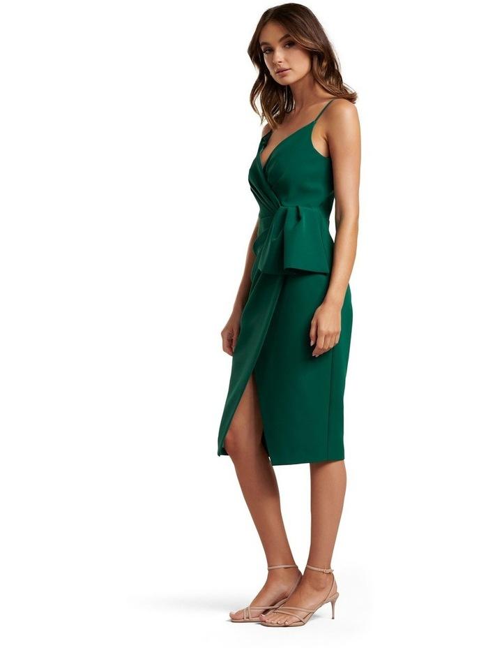 Alexis Wrap Midi Dress image 3
