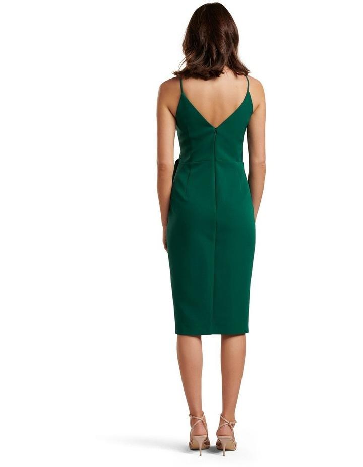 Alexis Wrap Midi Dress image 4