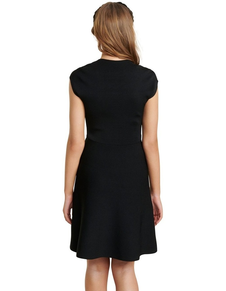 Morgan Square Neck Knit Dress image 4