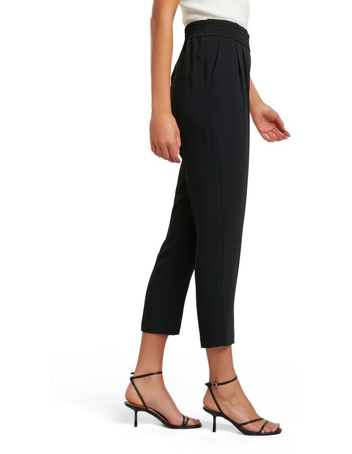 Zoe Pleated Elastic Back Pants image 2