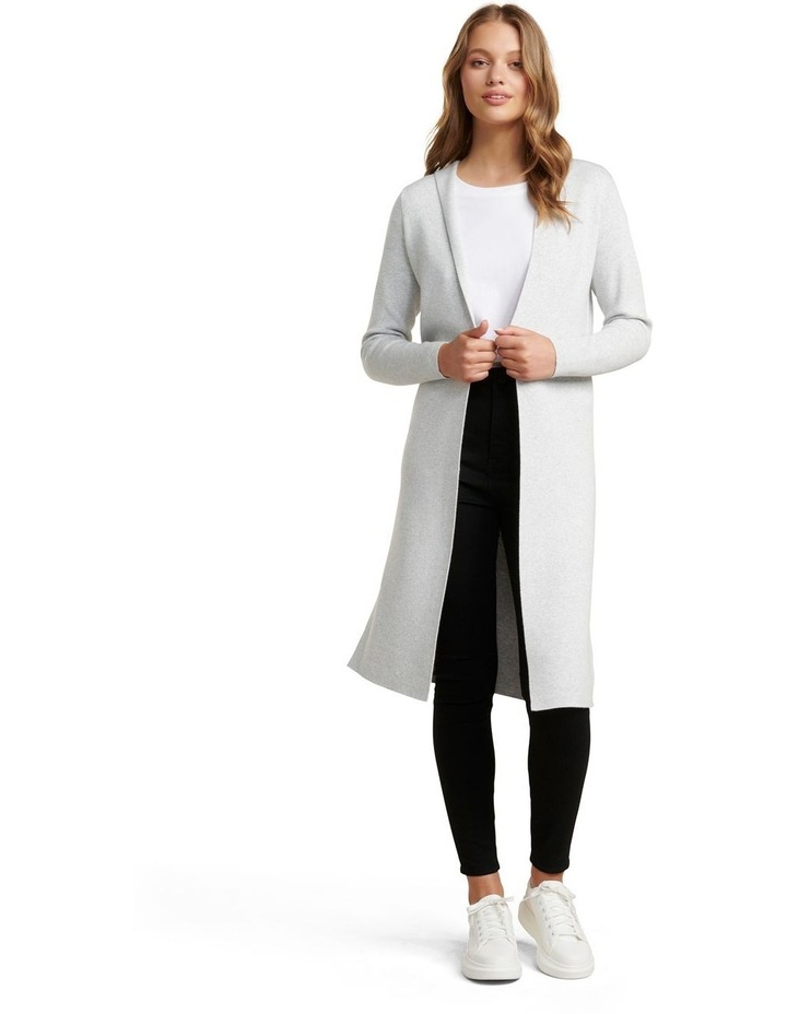 Karley Clean Hooded Cardigan image 1
