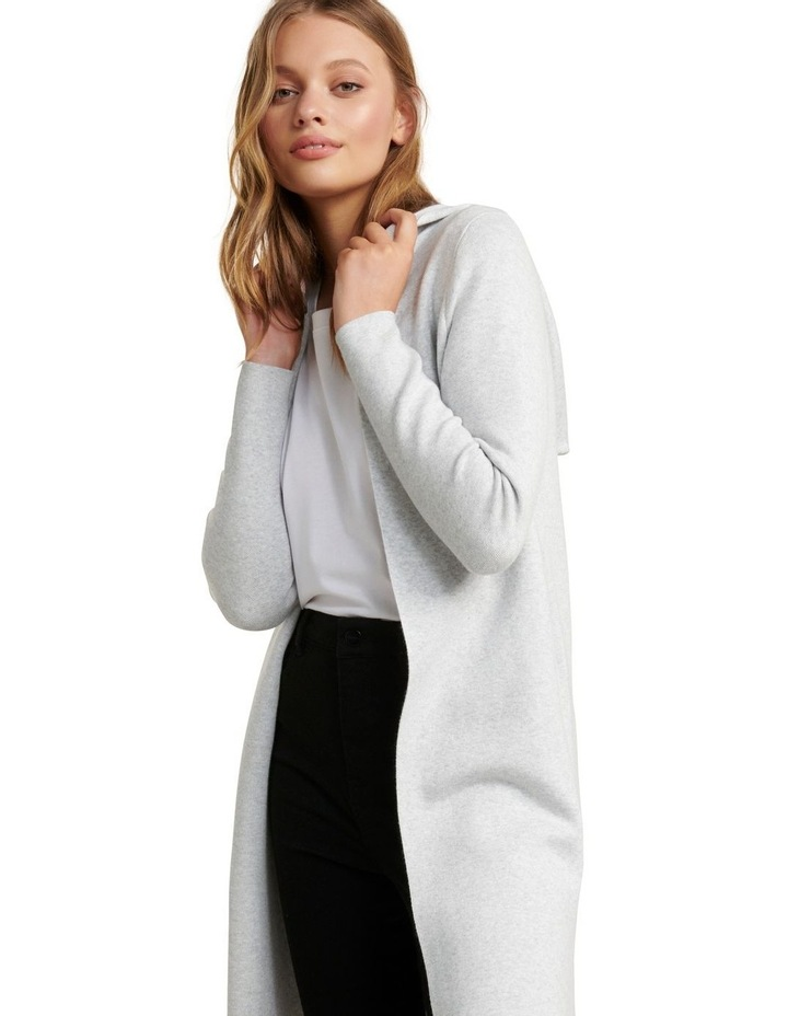 Karley Clean Hooded Cardigan image 2