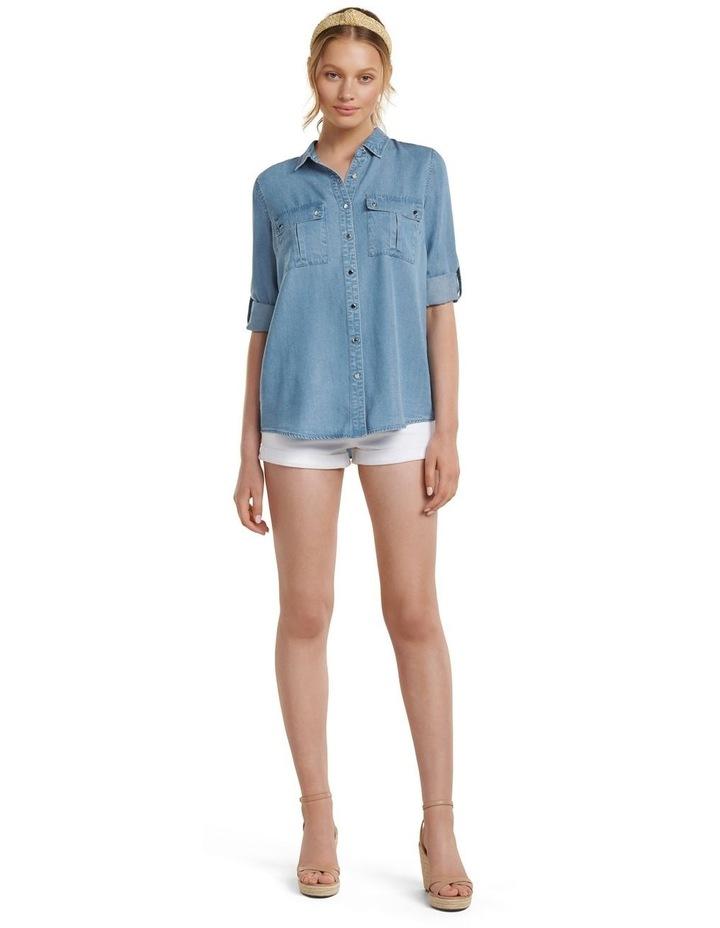 Amy Denim Shirt image 5