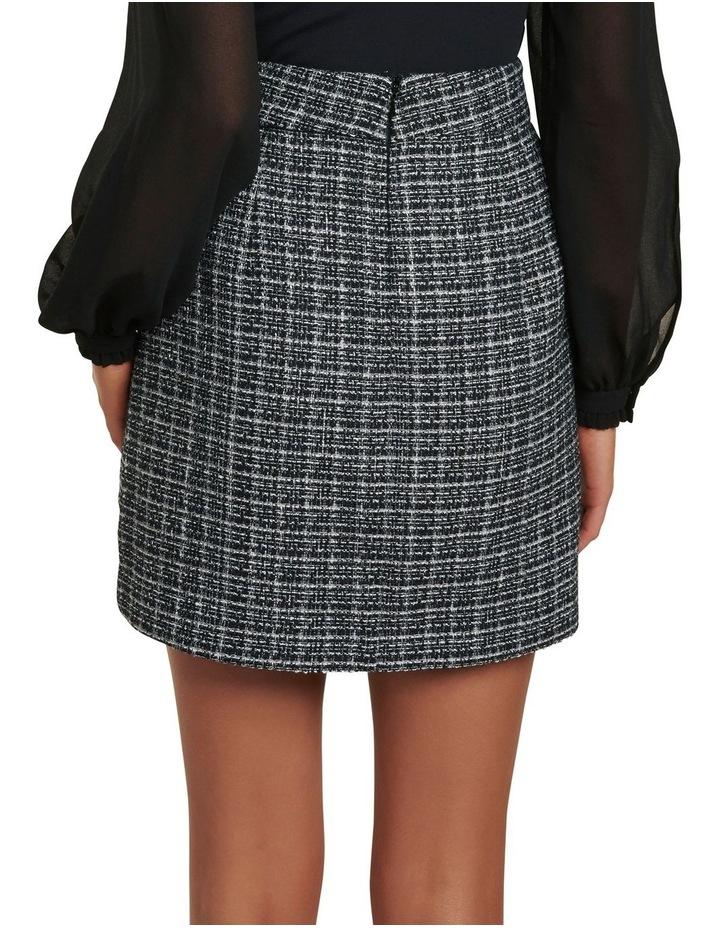 Bethany Boucle Mini Skirt image 3