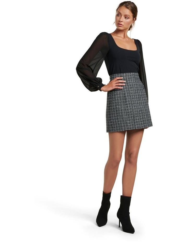 Bethany Boucle Mini Skirt image 4