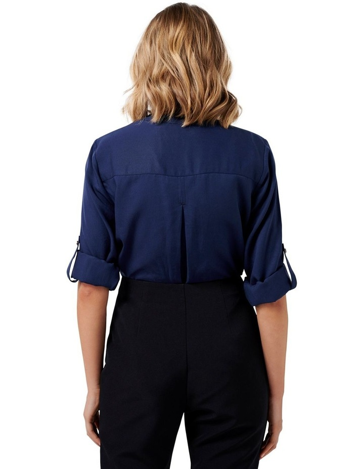Mika Popover Roll Sleeve Shirt image 4