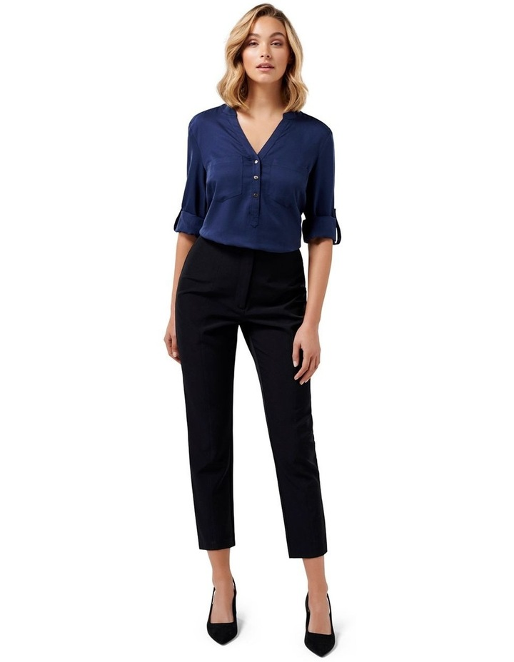 Mika Popover Roll Sleeve Shirt image 5