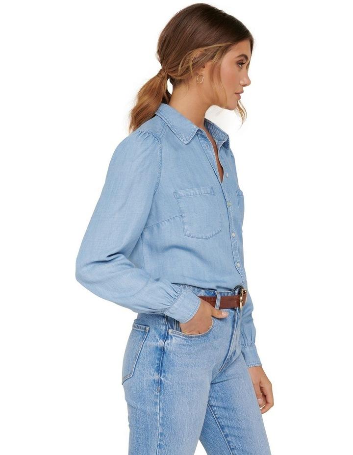 Billie Soft Denim Shirt image 3