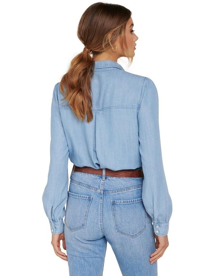 Billie Soft Denim Shirt image 4