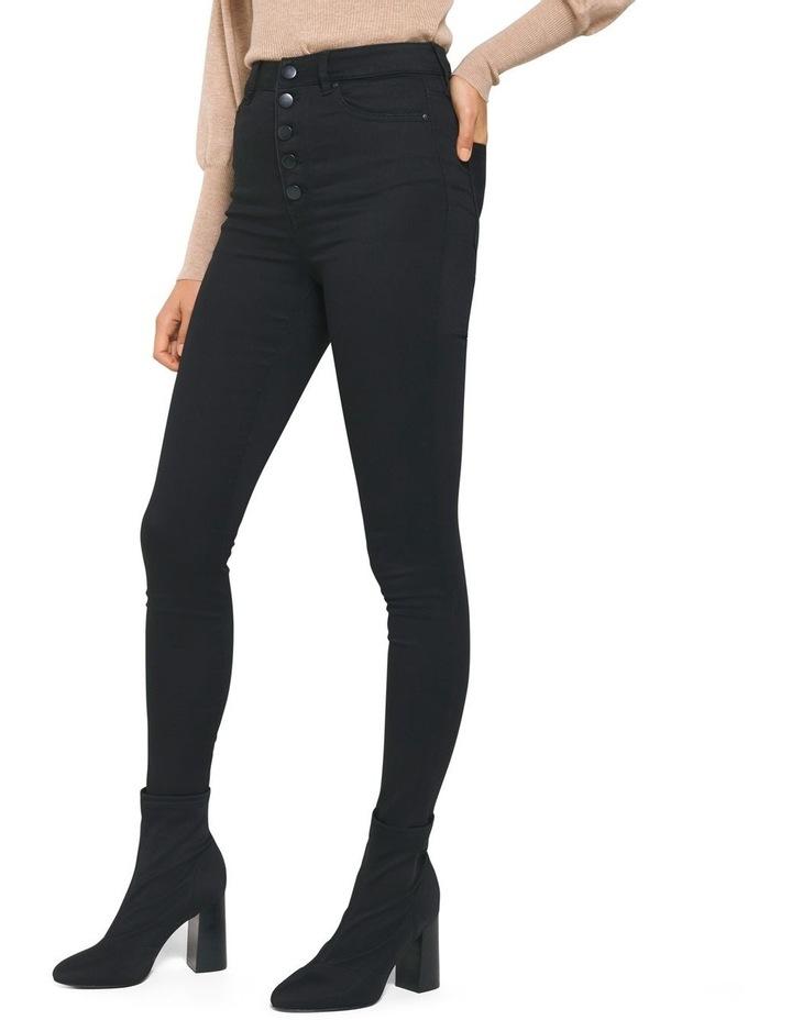 Heidi High Rise Ankle Grazer Jean image 2