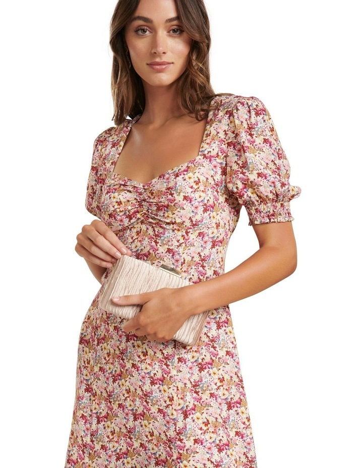 Nadine Short Sleeve Midi Dress image 4