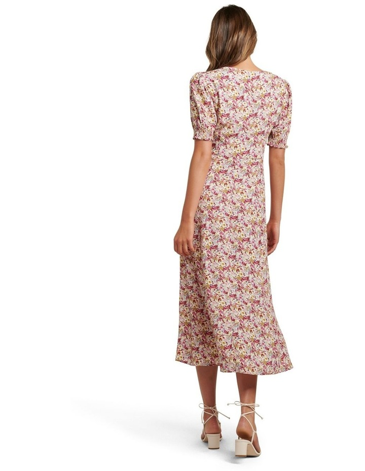 Nadine Short Sleeve Midi Dress image 5