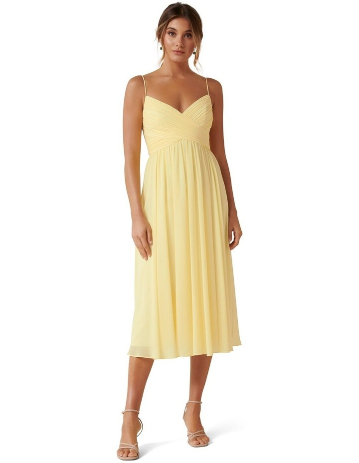 Phoebe Prom Midi Dress image 1