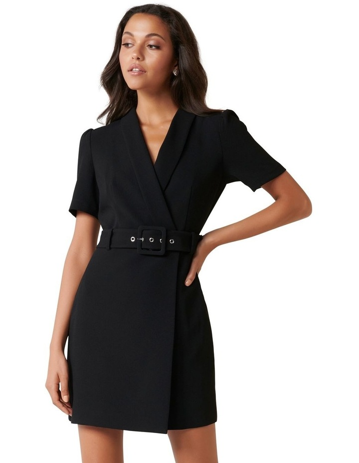 Camille Belted Wrap Dress image 1