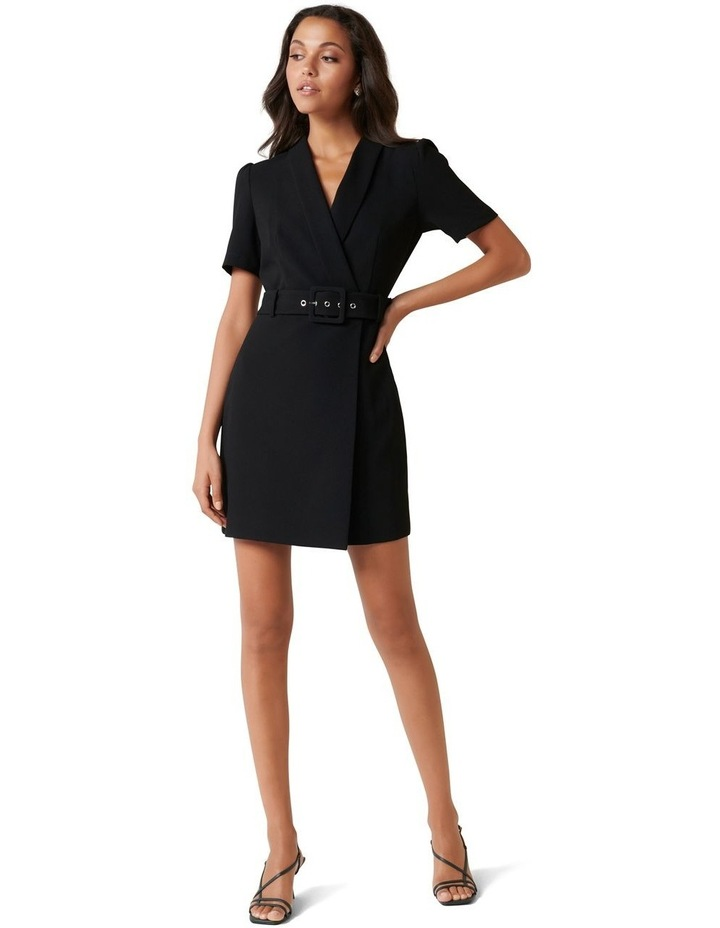 Camille Belted Wrap Dress image 5