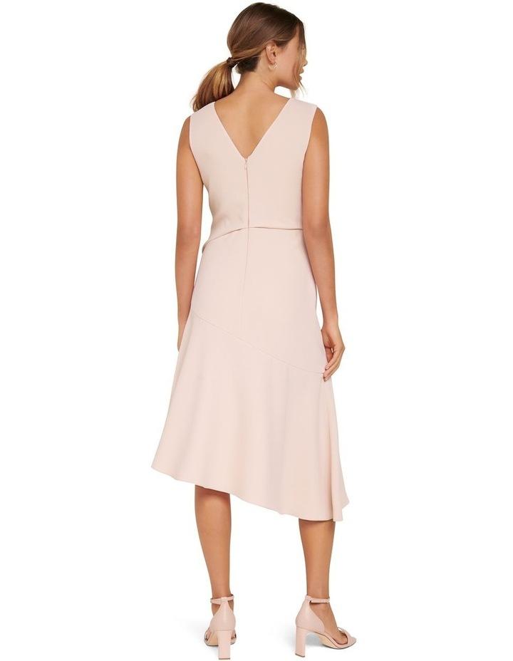 Cynthia Draped Dress image 4