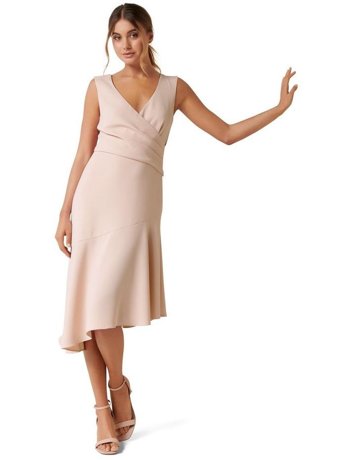 Cynthia Draped Dress image 5