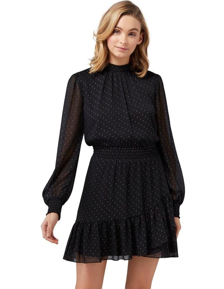 Callie Skater Mini Dress image 1