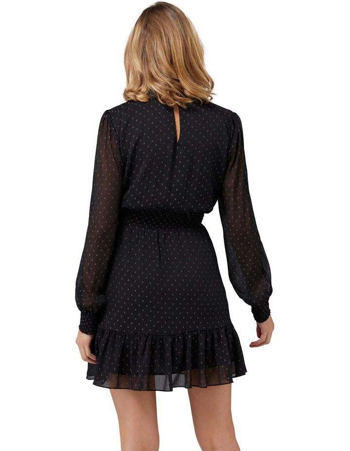 Callie Skater Mini Dress image 3