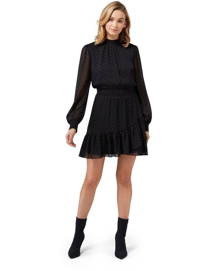 Callie Skater Mini Dress image 4
