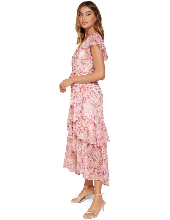 Tiffany Wrap Midi Dress image 2