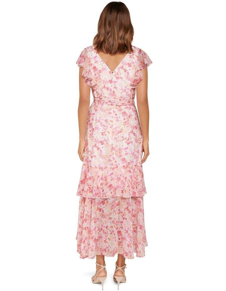 Tiffany Wrap Midi Dress image 3
