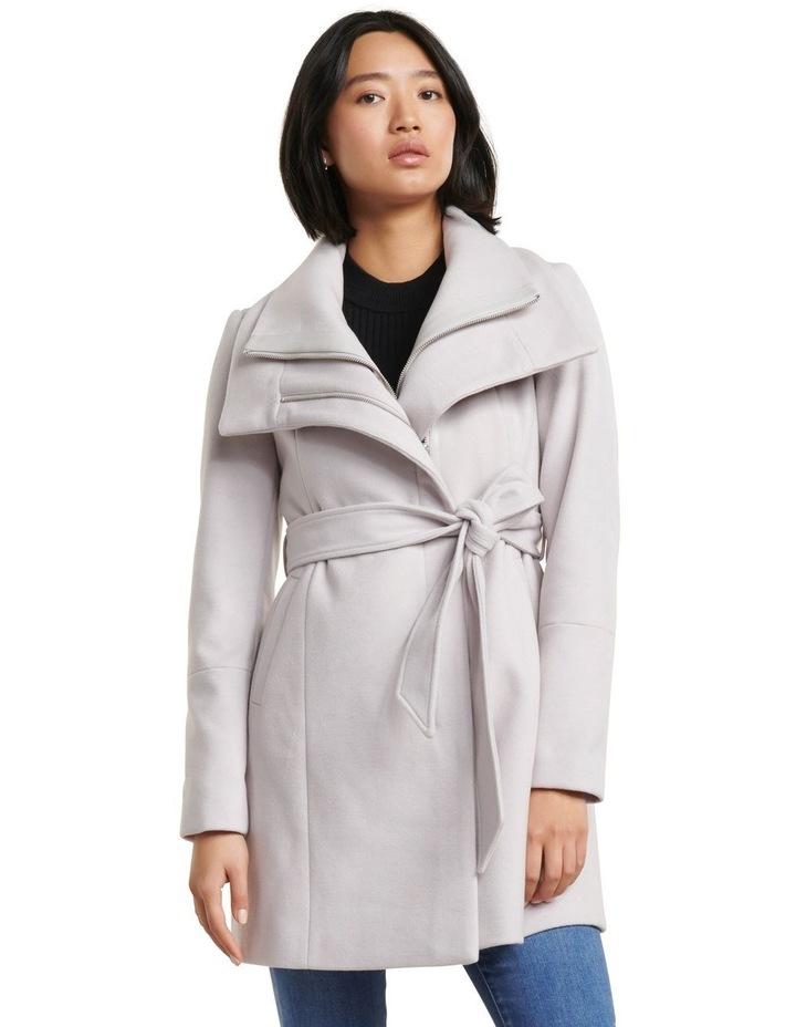 Penelope Petite Wrap Coat image 1