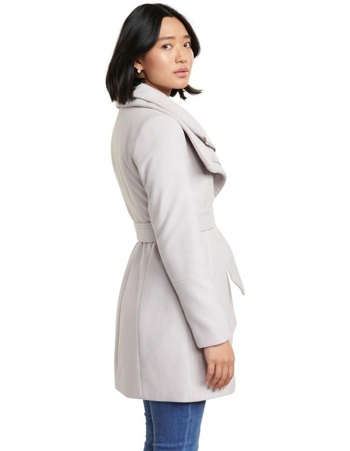 Penelope Petite Wrap Coat image 3