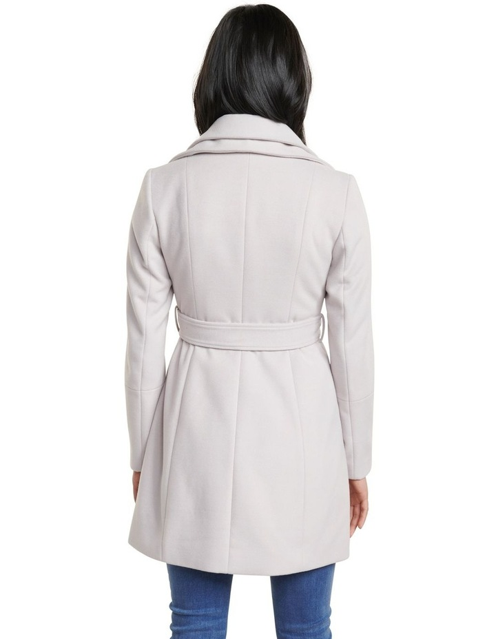 Penelope Petite Wrap Coat image 4