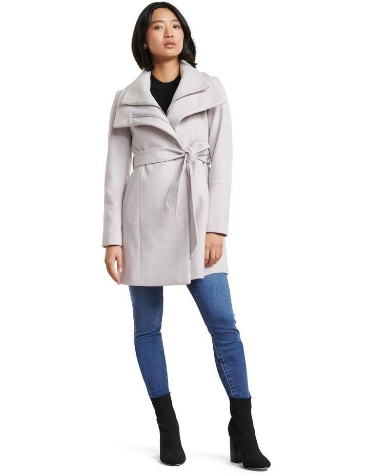 Penelope Petite Wrap Coat image 5
