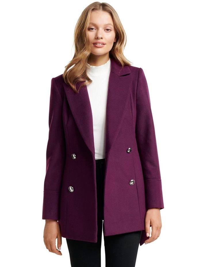 Nina Wrap Coat image 1