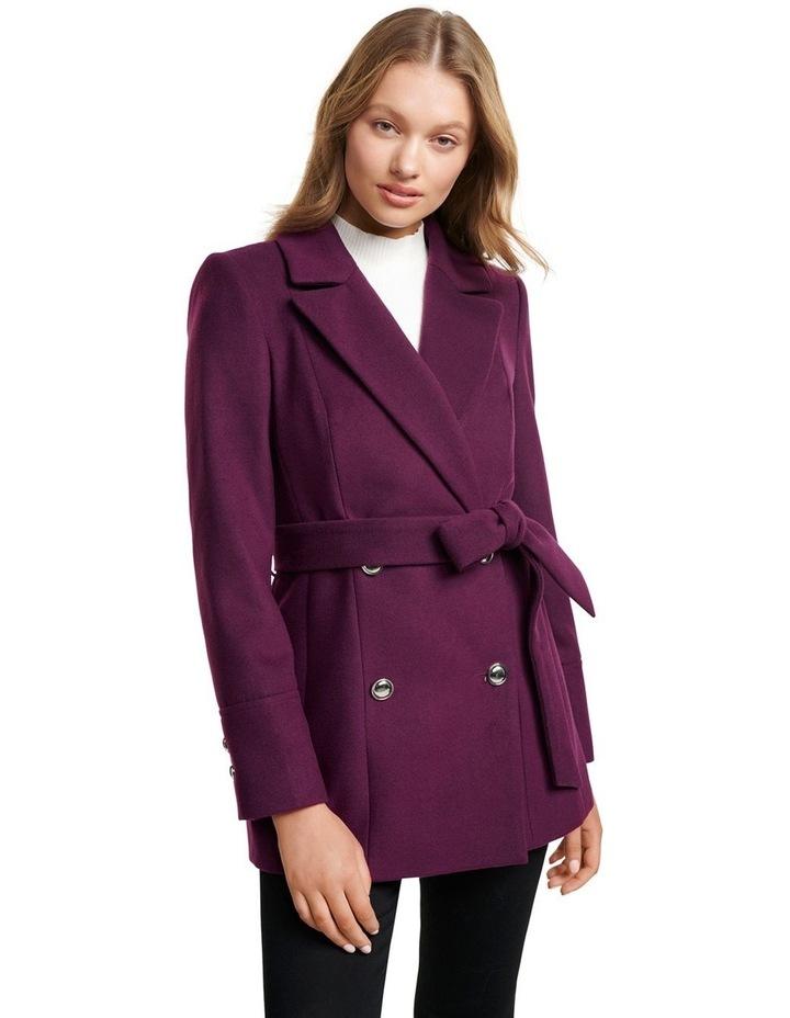 Nina Wrap Coat image 2