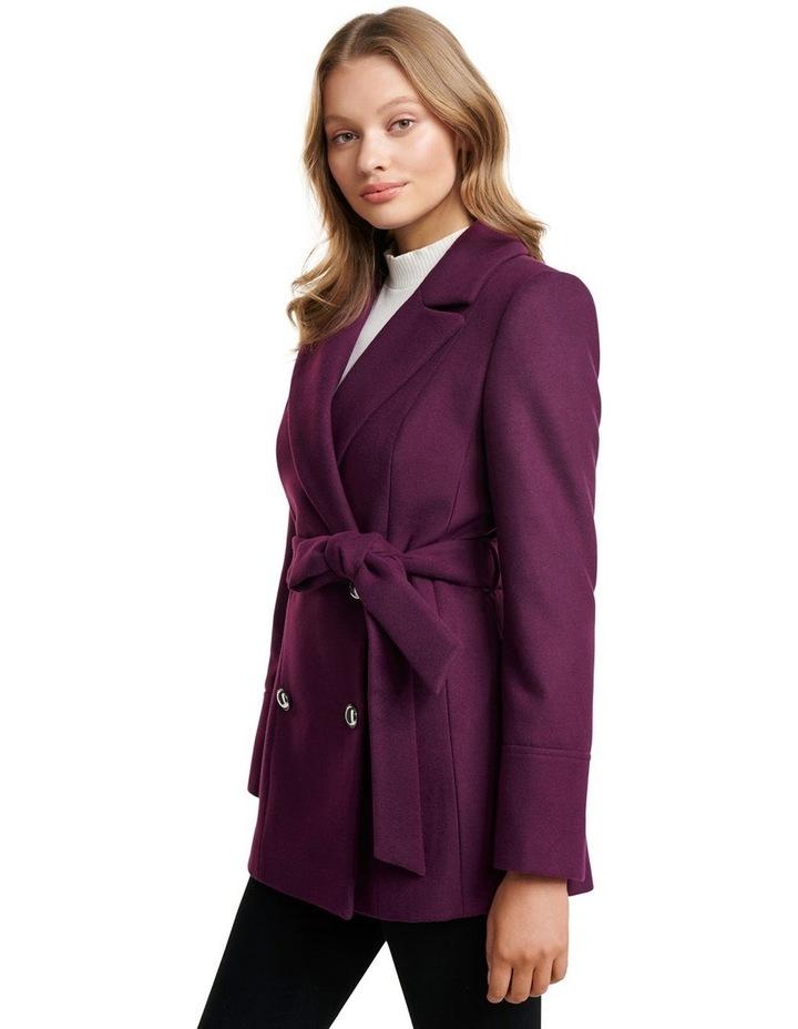 Nina Wrap Coat image 3