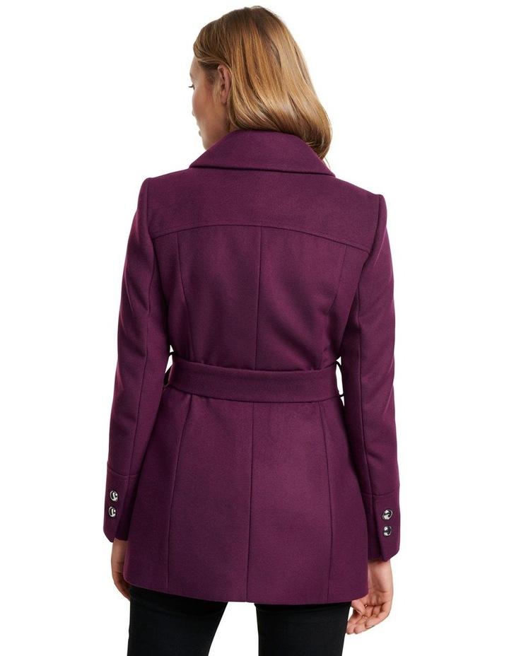 Nina Wrap Coat image 4