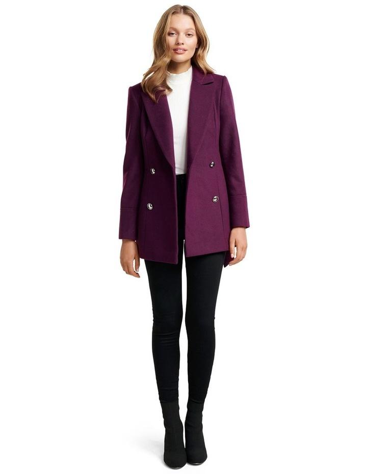 Nina Wrap Coat image 5