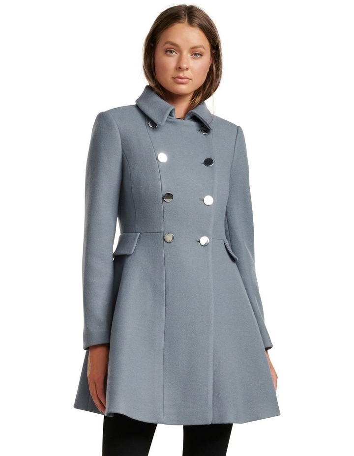 Louise Fit & Flare Coat image 1