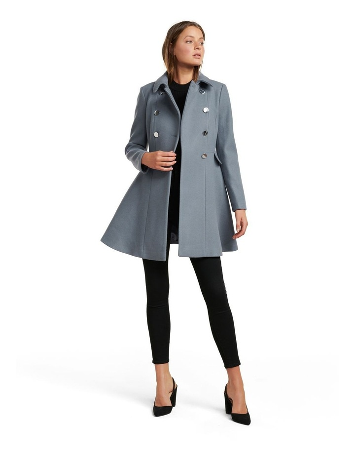 Louise Fit & Flare Coat image 5