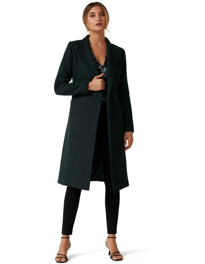 Heather Wrap Coat image 1