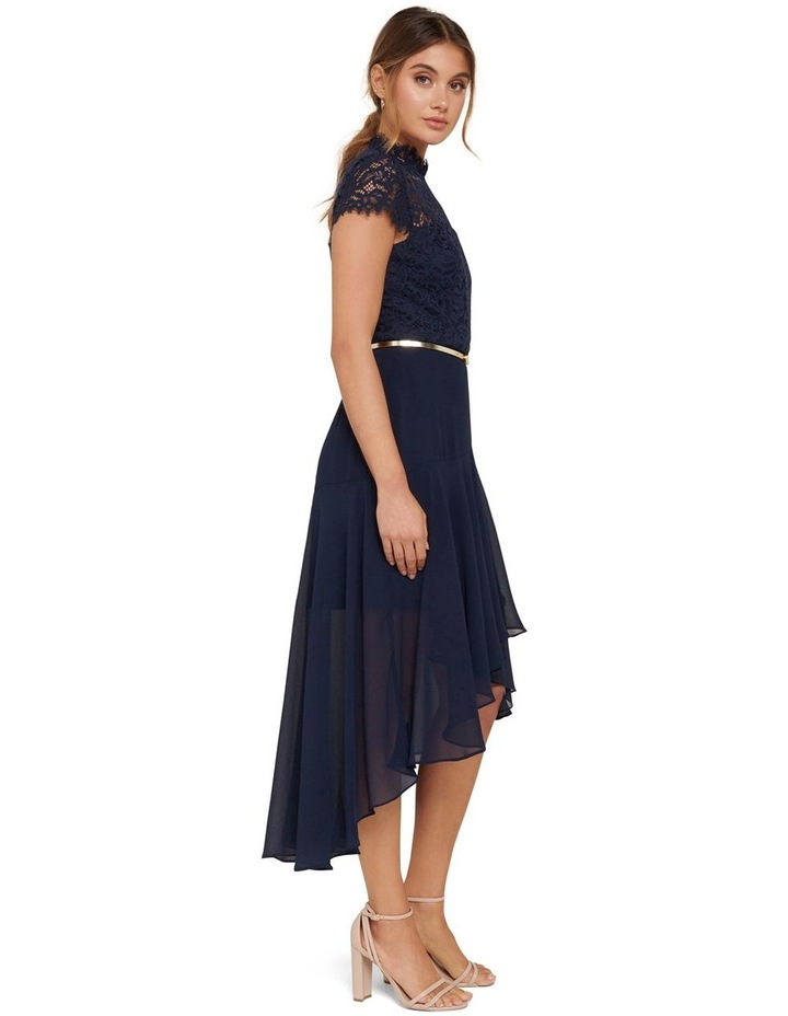 Cleo Lace 2 in 1 Midi Dress image 3