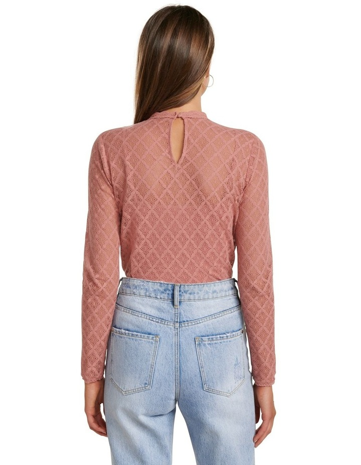 Bailey Pintuck Lace Shell Top image 4