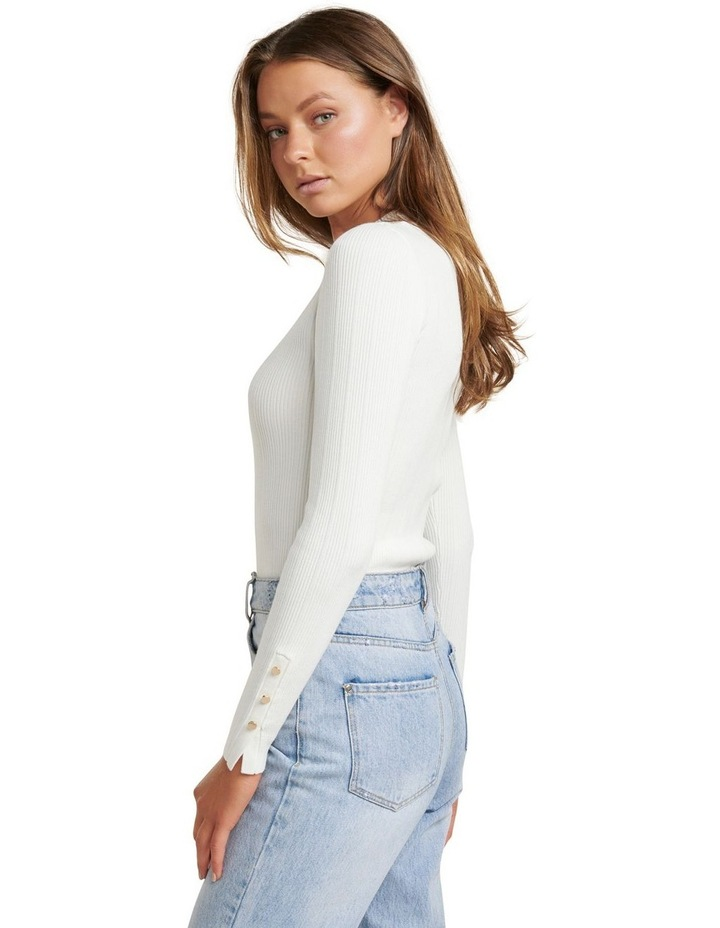 Polly Rib Layering Jumper image 3