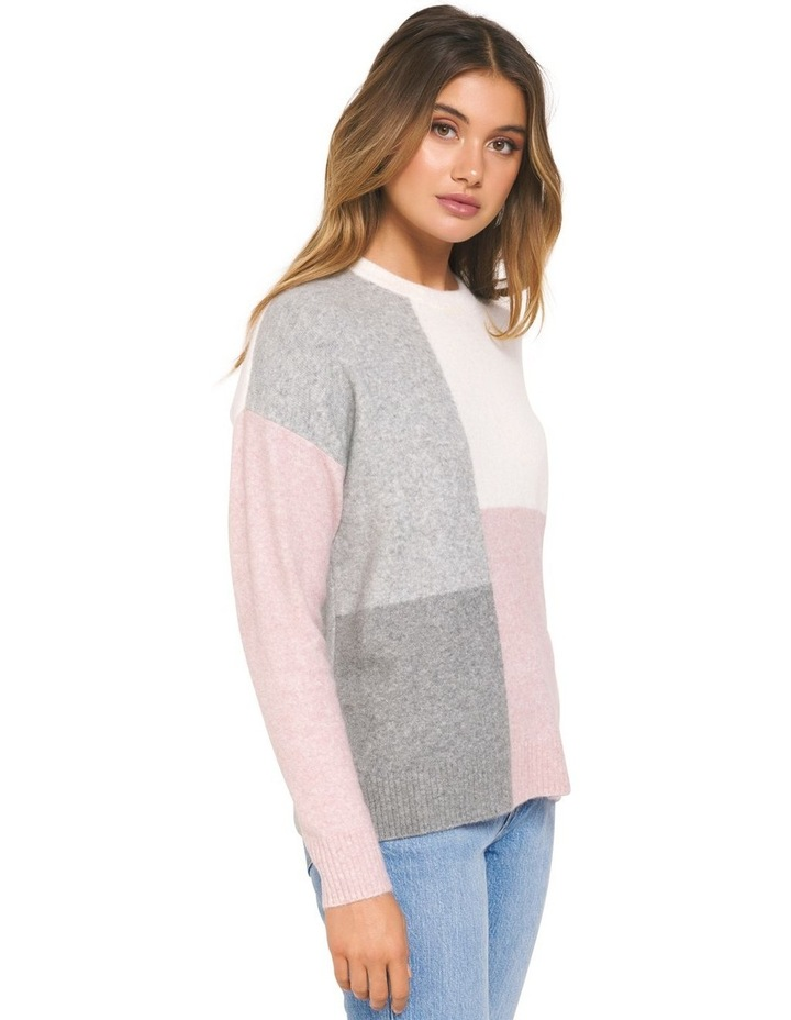 Annie Colour Block Jumper image 2