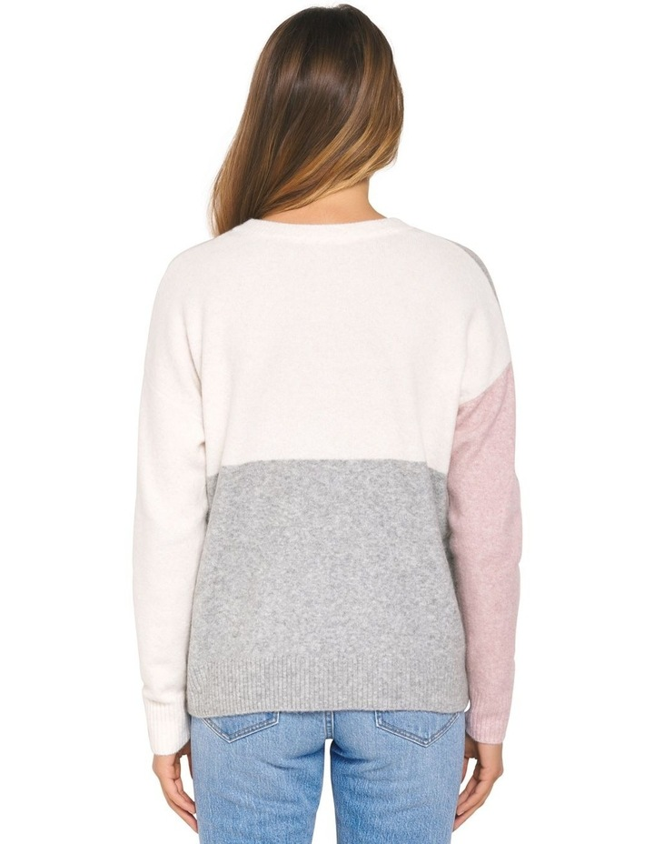 Annie Colour Block Jumper image 3