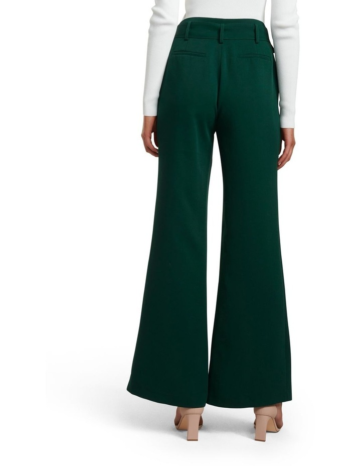 Edith Belted Flare Pants image 3